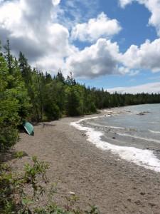 6. Play-Canoe on Beach