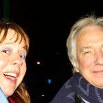 2011: Meeting Alan Rickman