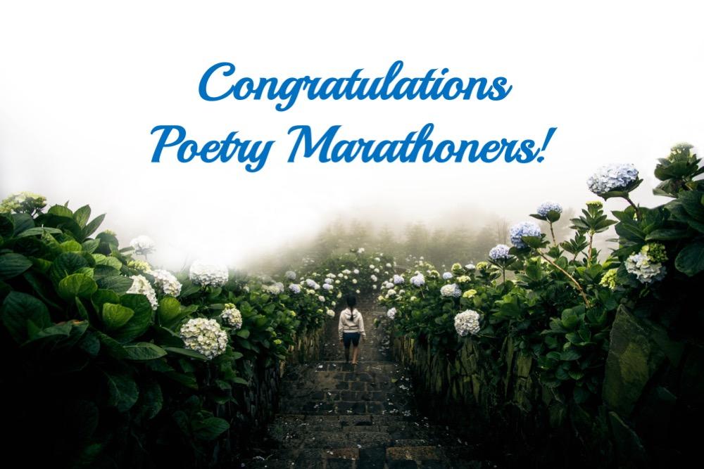 Poetry Marathon Part 2