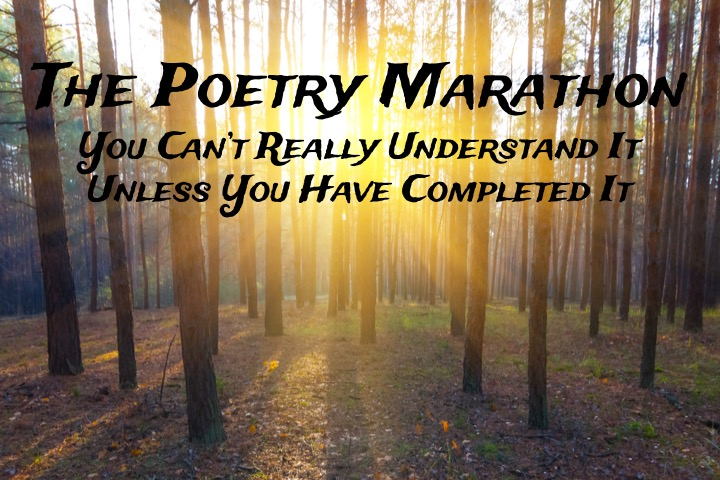 The Poetry Marathon [correct]